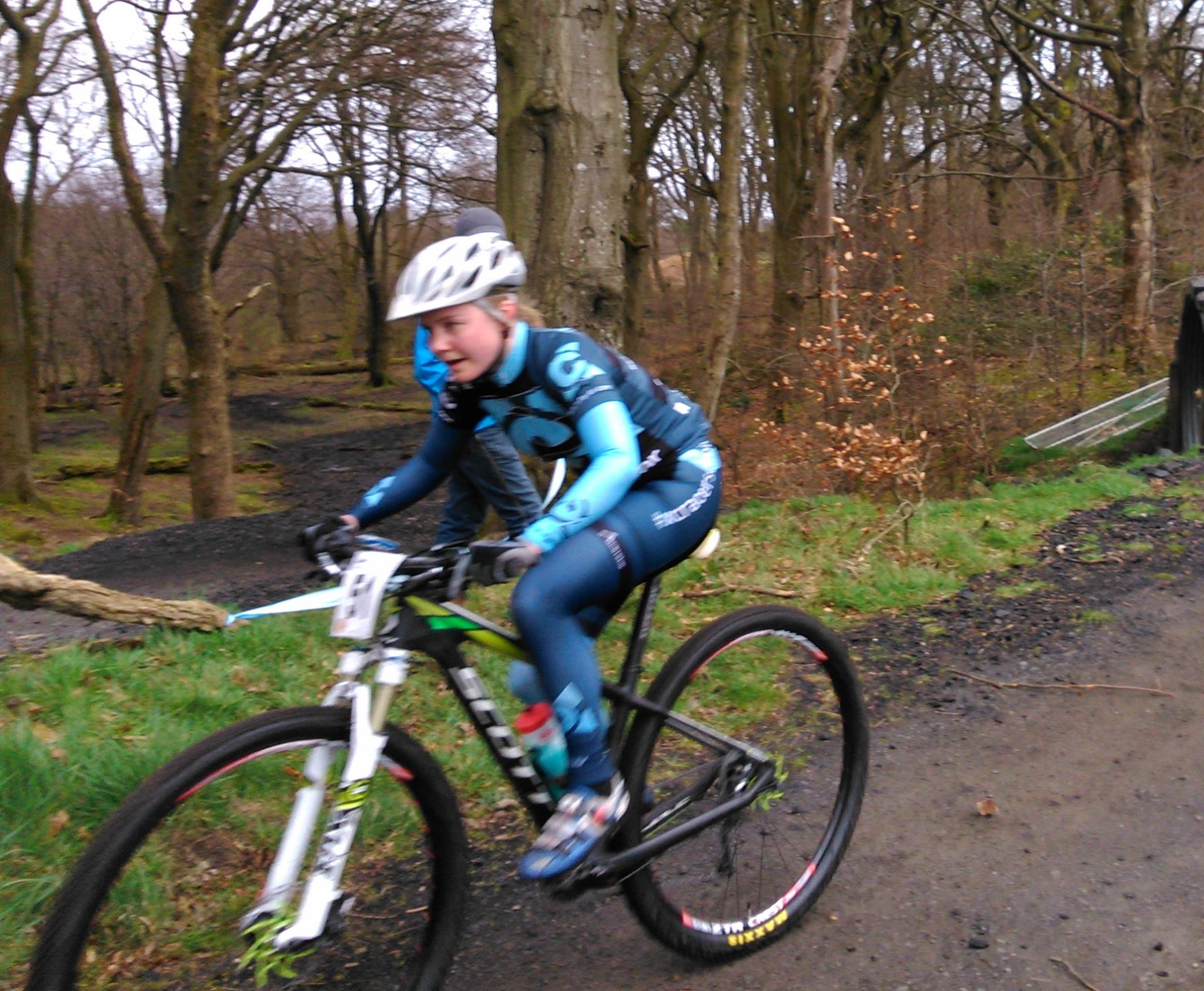 Blog 2: Rookie rider to Scottish Mountain Bike Cross Country Champ