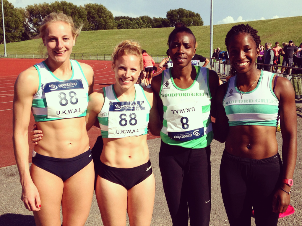 Blog 6: week in the life of an amateur athlete and Power2Podium contender