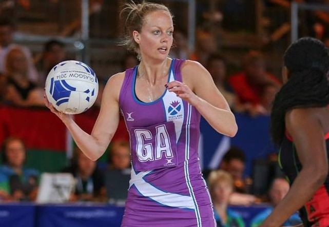 Blog 10: the rollercoaster ride of captaining the Scotland Netball Team at the Commonwealth Games