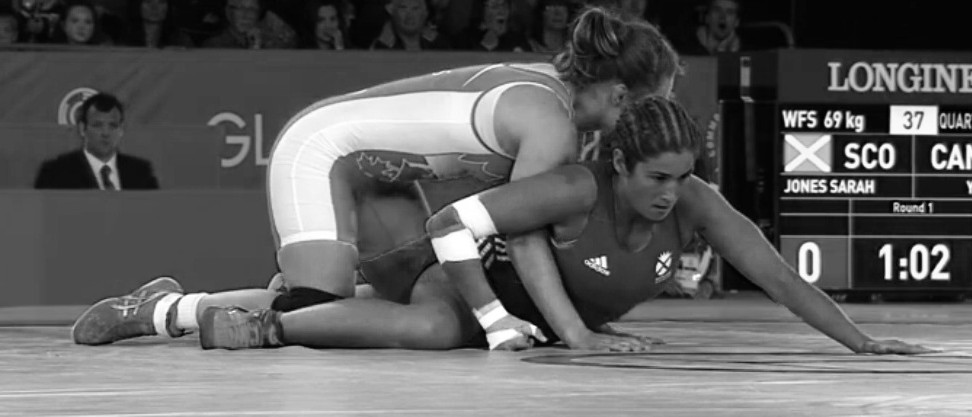 Blog 11: Commonwealth wrestler Sarah Jones on the joys of sport participation at all levels