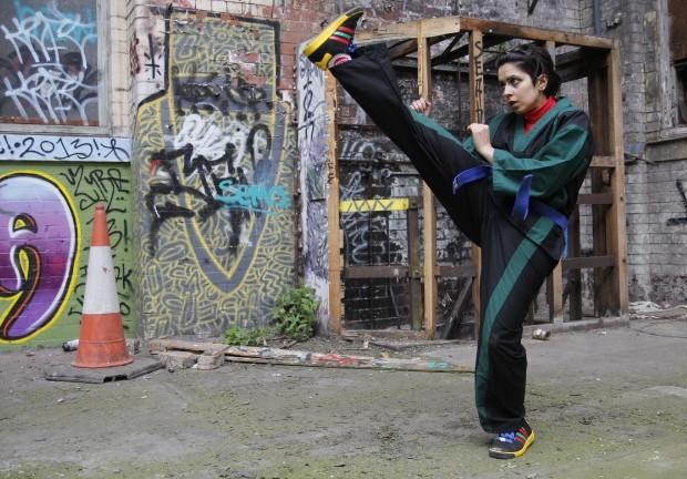 Blog 12: Sameera Ashraf on her love of martial arts & encouraging Asian women into sport