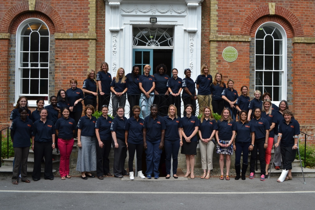 Blog 16: Developing Female Leaders in Sport at the Women's Sport Leadership Academy