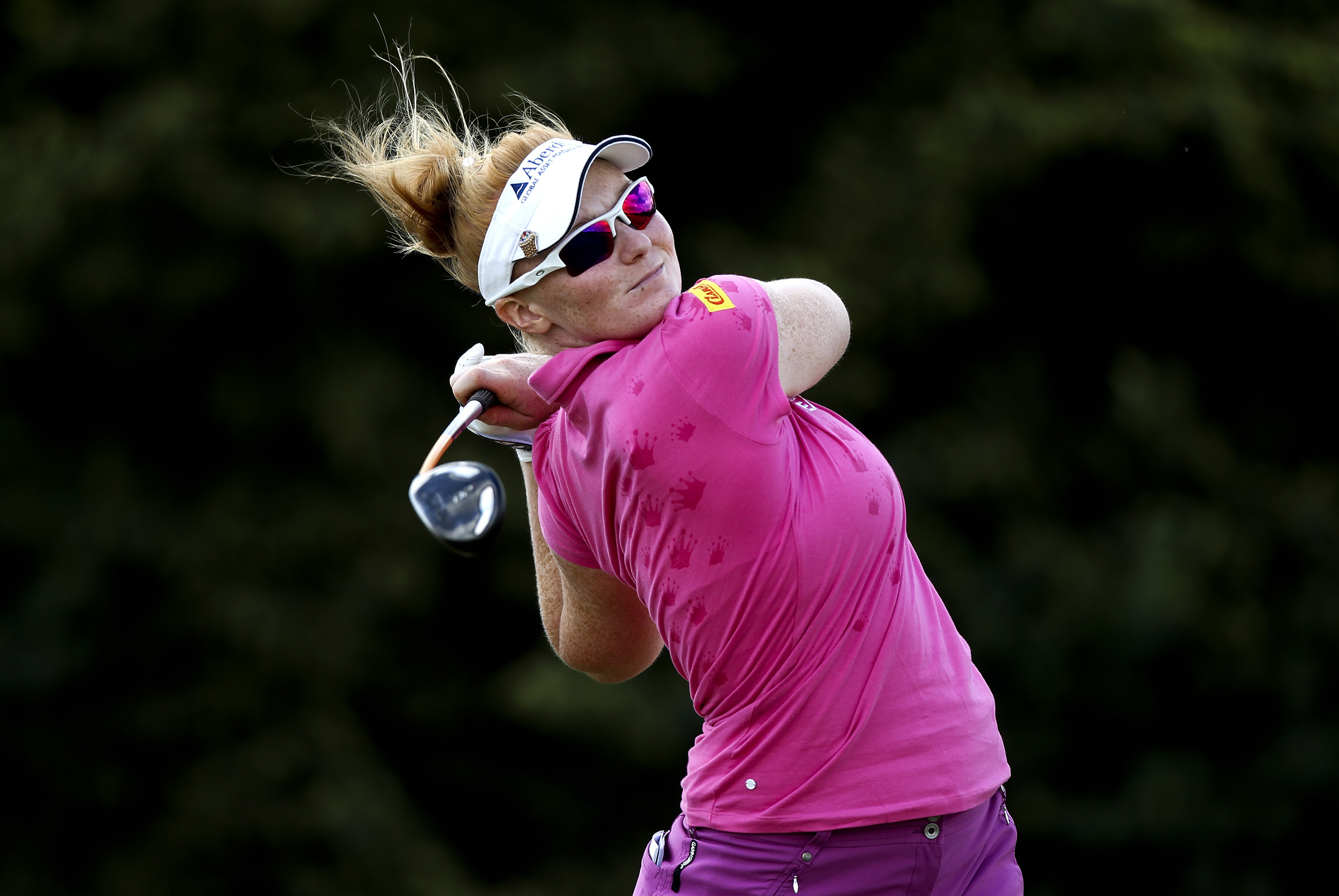 Blog 14: What it is really like being a girl in the world of professional golf.