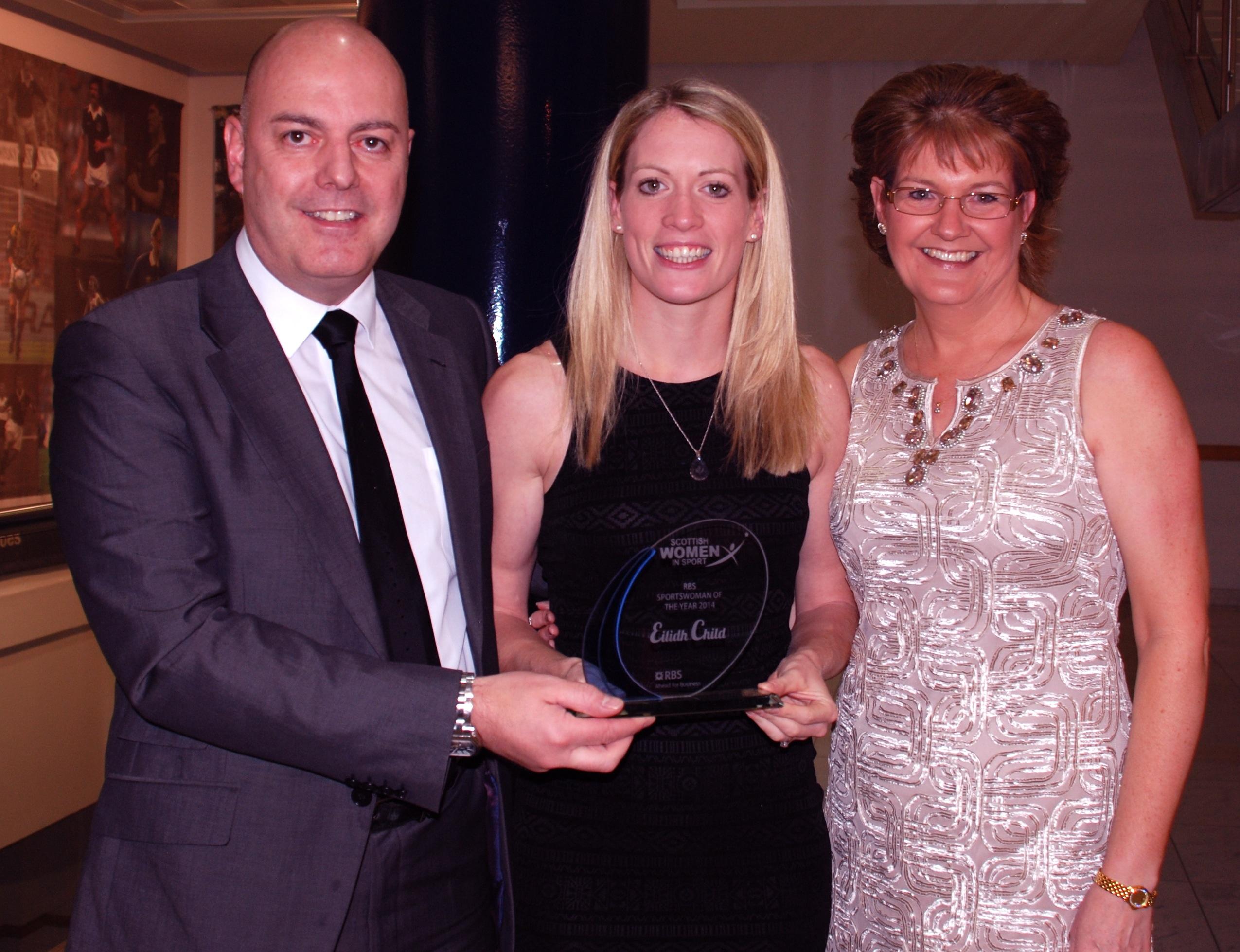 Blog 15: Scottish Women In Sport Gala Awards Dinner