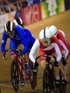 Blog 22: A Cycle to winning a Silver medal at the Commonwealth Games