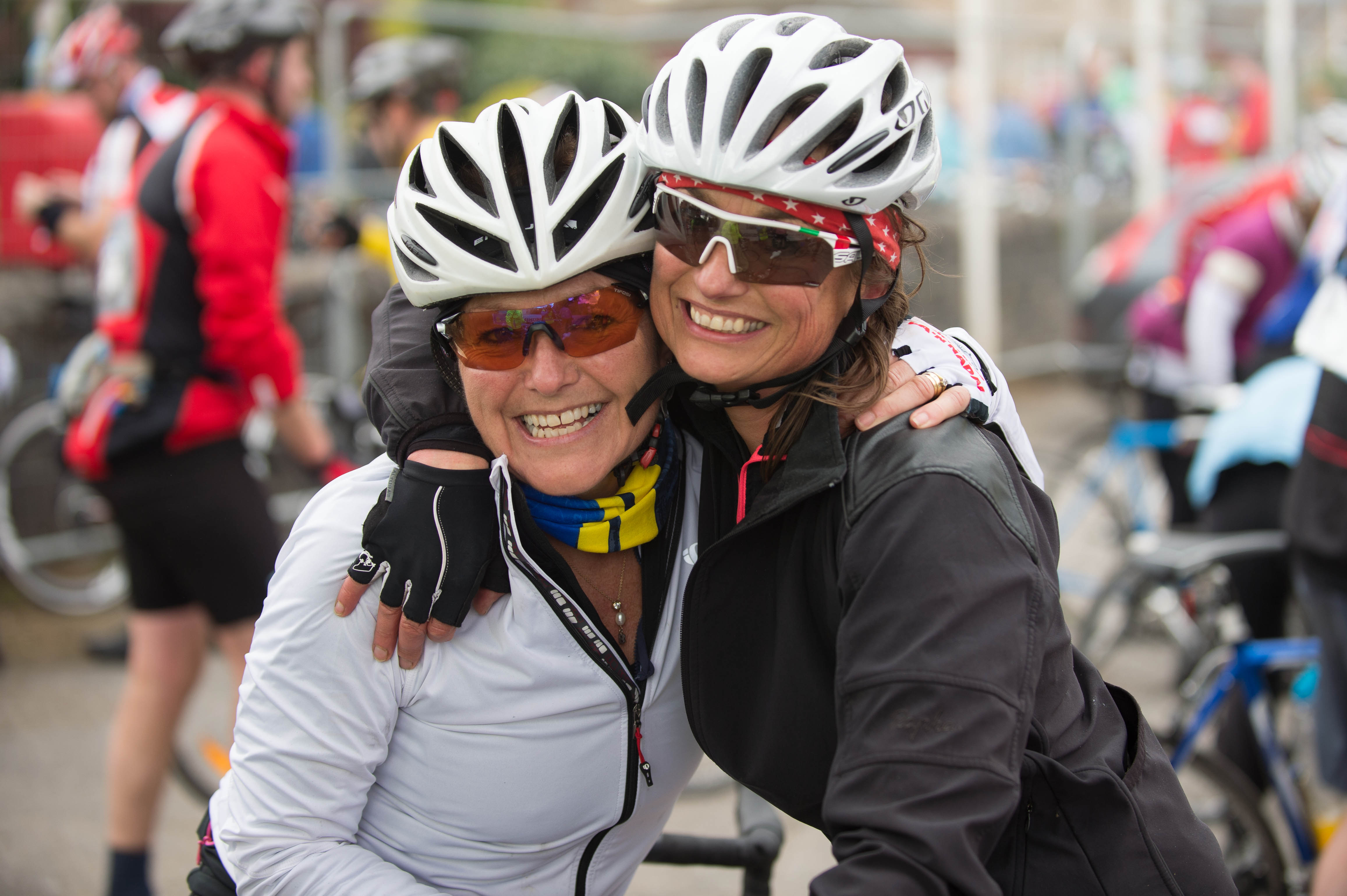 Blog 26: Female entries on the rise at the Marie Curie Cancer Care Etape Caledonia