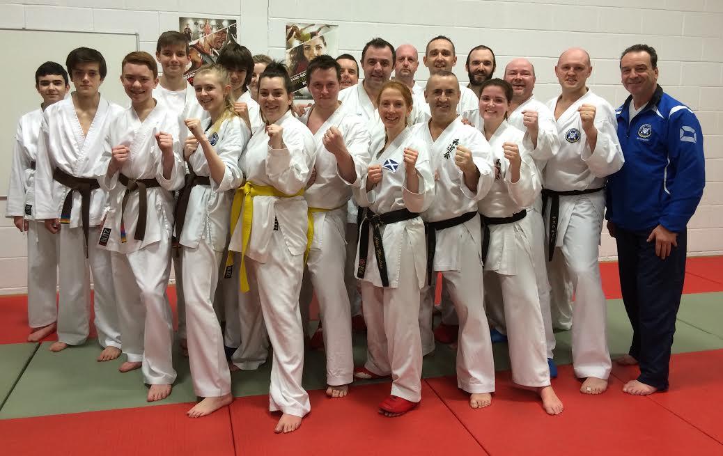 Blog 36: Scottish Karate Governing Body's 'Women's Coaching Week'