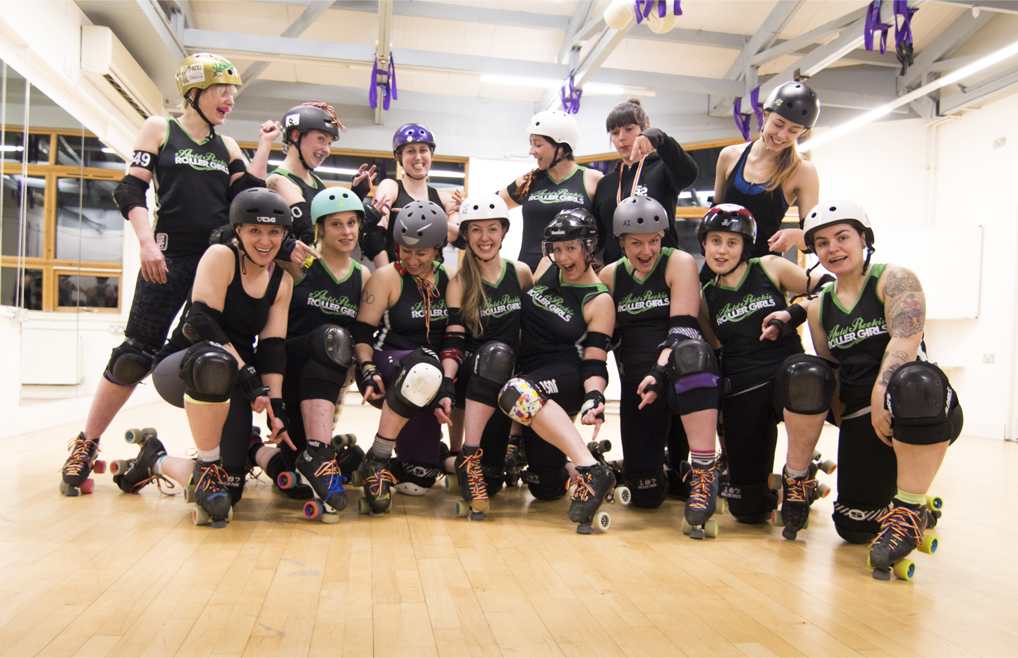 Blog 37: Auld Reekie Roller Girls head Stateside