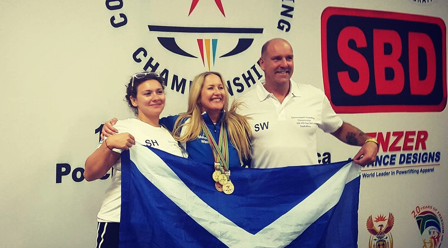 Blog 47: Scottish Powerlifting Queen