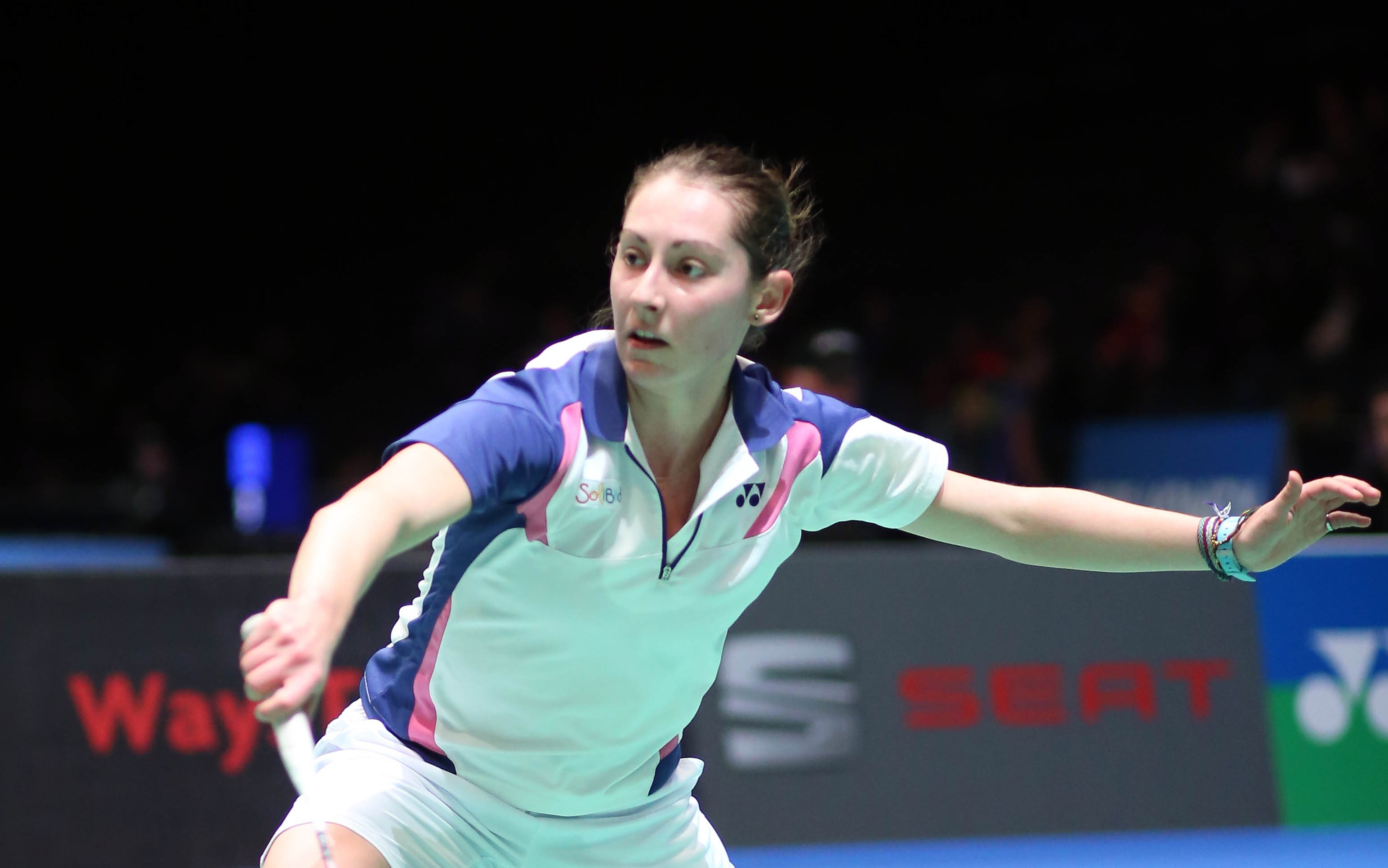 Blog 44 100 days to the Badminton World Championships in Glasgow