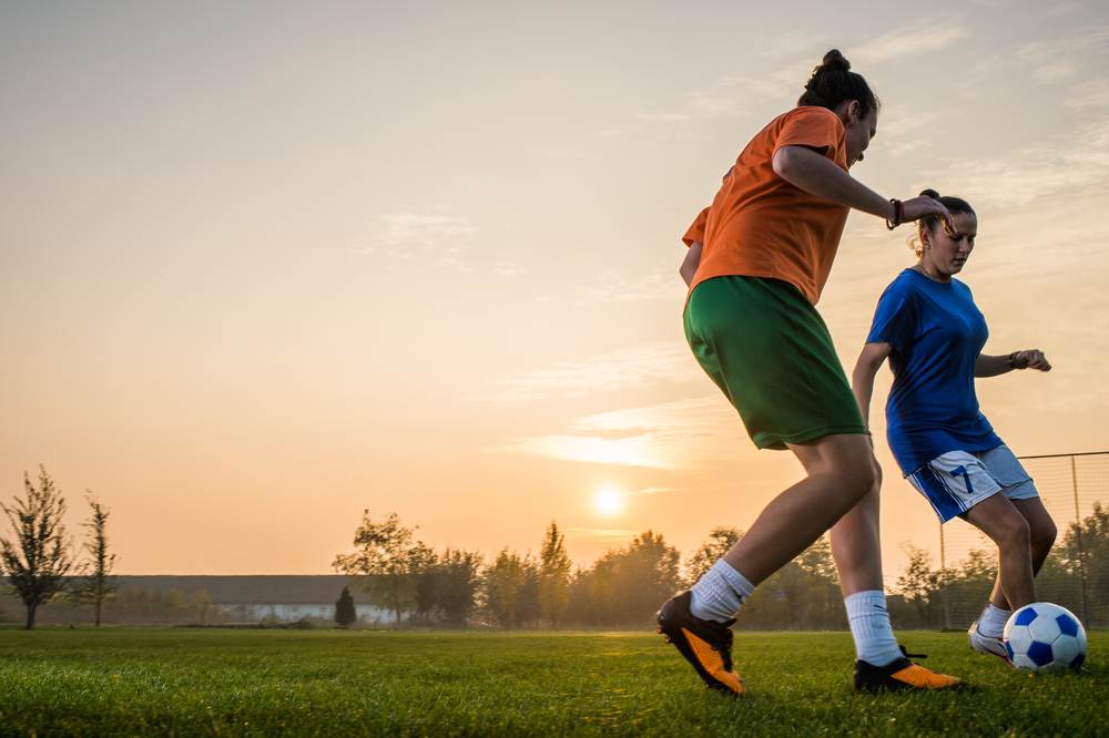 Blog 43: The Football Gender Gap Must Get the Boot!