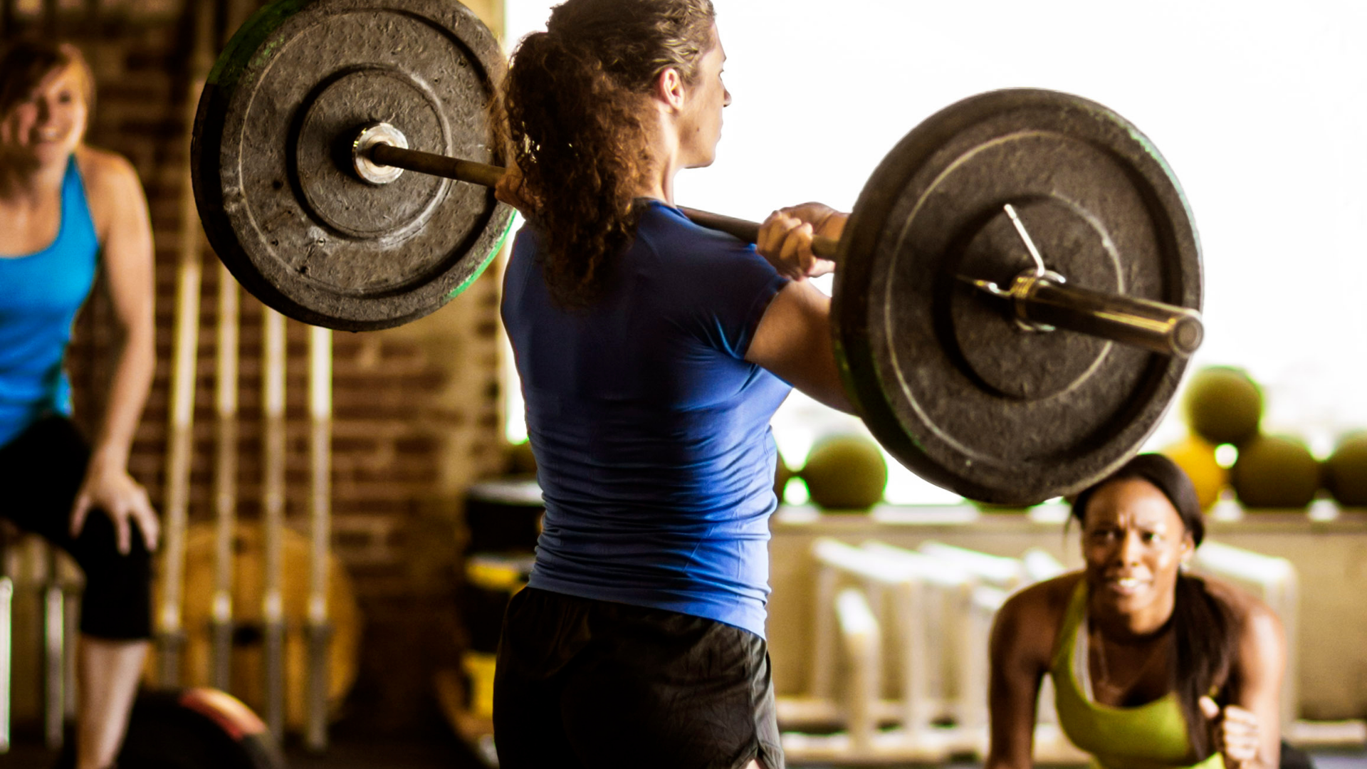 Blog: 48 'No men and no mirrors' – Women's experiences in the gym