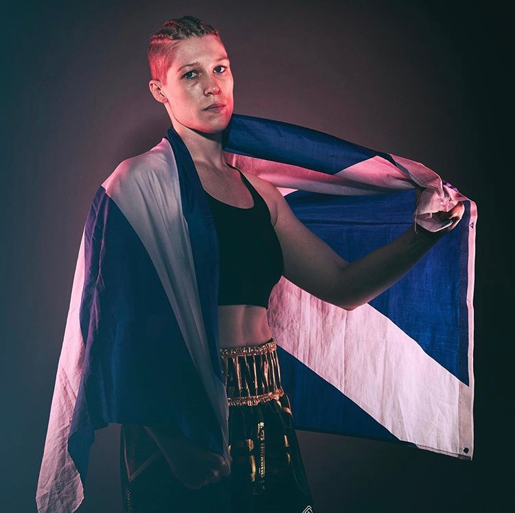 Blog 49: Hannah Rankin: Scotland's first female Boxing World Champion, is also a Professional Musician + an exclusive about her upcoming fight!