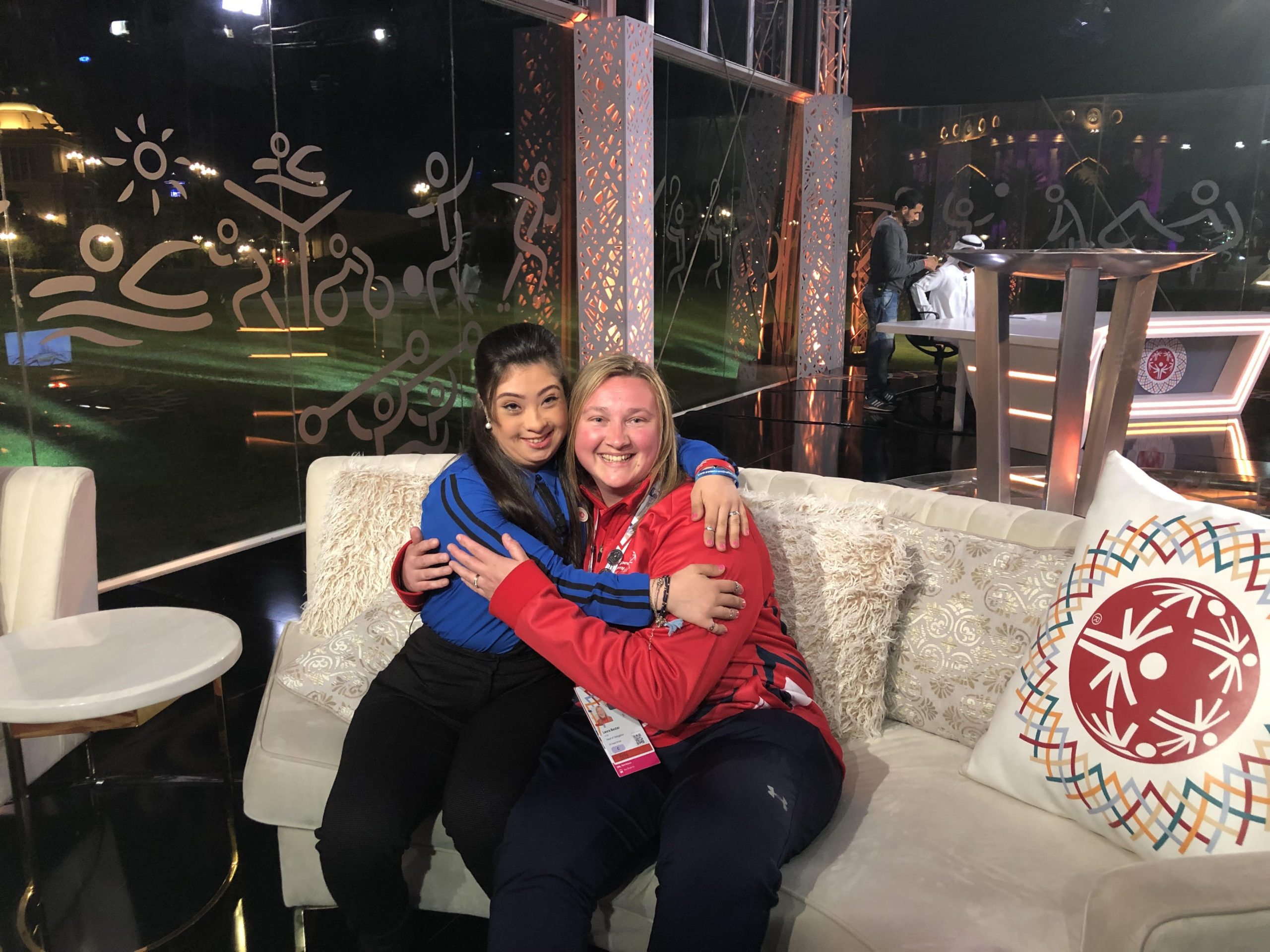 Blog 52: Laura Baxter on the Special Olympics GB.