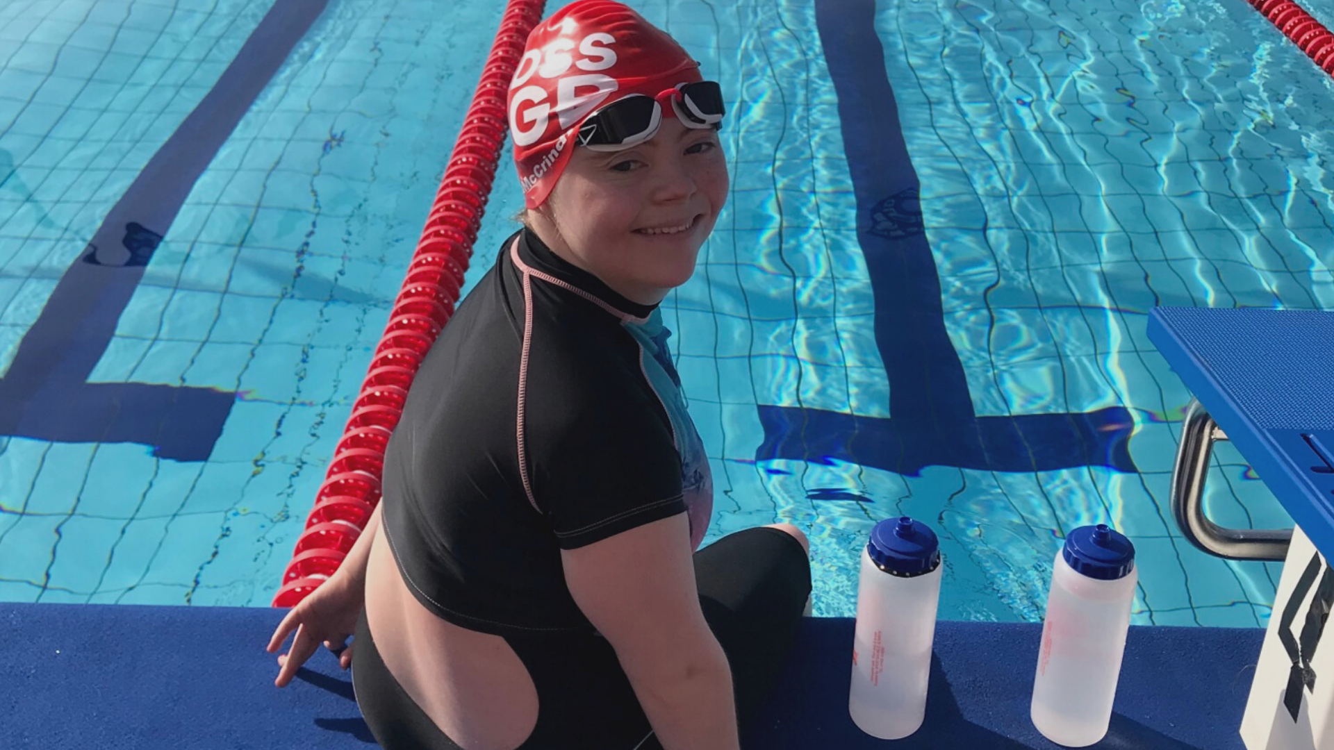 Blog 55: 'Swimming has been a lifeline for me'